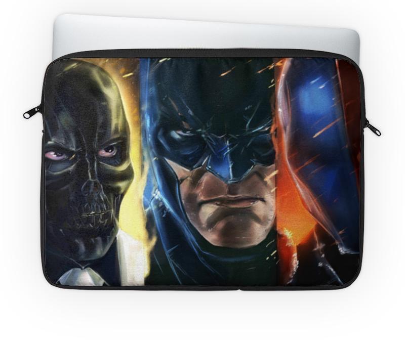 Чехол для ноутбука 14 Printio Бэтмен (batman) чехол для ноутбука 14 printio изгой один звёздные войны