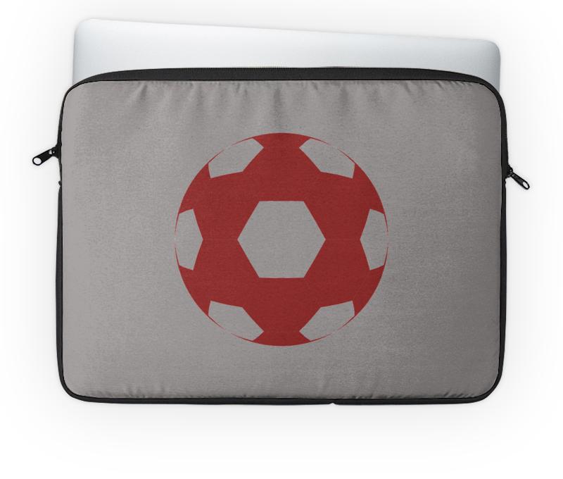 Чехол для ноутбука 14'' Printio Красный мяч чехол для ноутбука 14 printio stickers