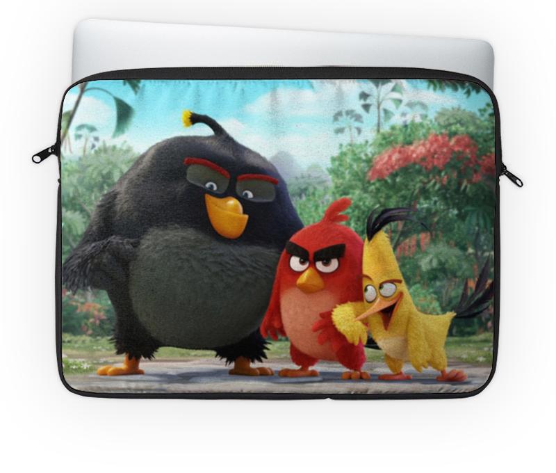 купить Чехол для ноутбука 14'' Printio Angry birds по цене 1500 рублей