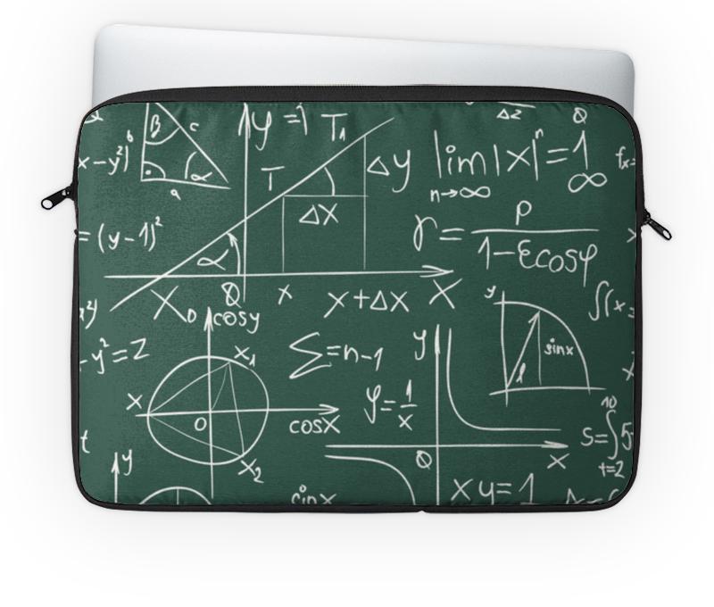 Чехол для ноутбука 14'' Printio Математика математика