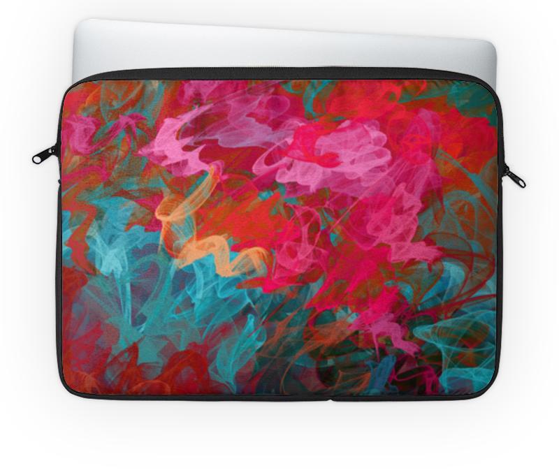 Чехол для ноутбука 14'' Printio Абстрактный градиентный дизайн. дигитал акварель чехол для ноутбука 14 printio цветы акварель