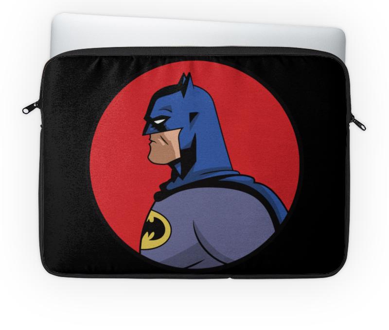 Чехол для ноутбука 14'' Printio Batman / бэтмен чехол для ноутбука 14 printio изгой один звёздные войны