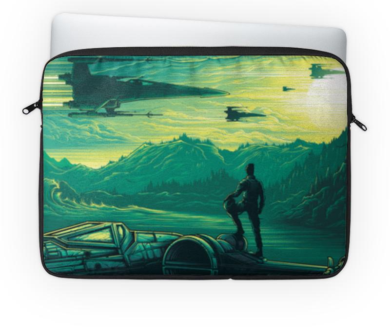 Чехол для ноутбука 14 Printio Star wars рюкзак с полной запечаткой printio звездные войны кайло рен