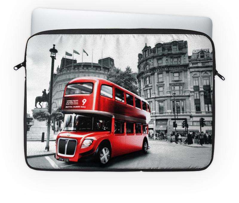 Чехол для ноутбука 14 Printio Лондон рюкзак с полной запечаткой printio звездные войны star wars