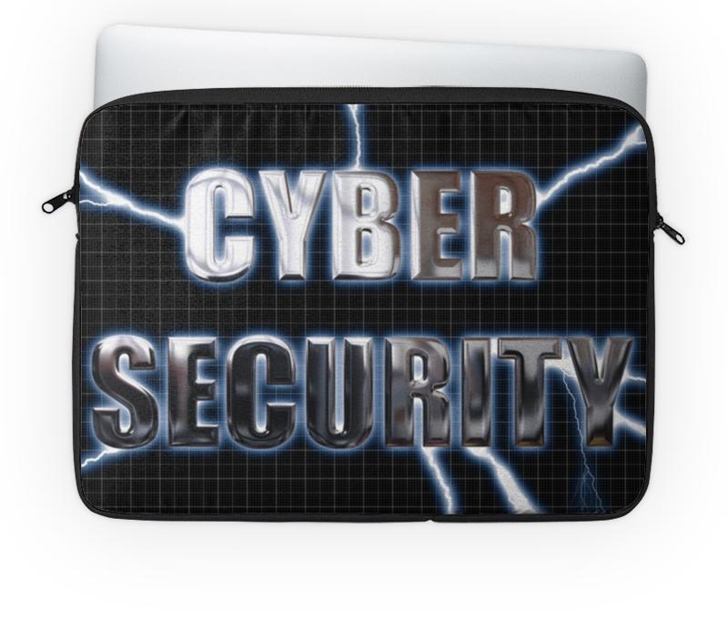 Чехол для ноутбука 14'' Printio Cyber security pasta zara трубка рифленая макароны 500 г