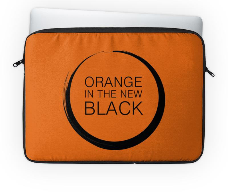 Чехол для ноутбука 14 Printio Orange in the new black чехол для ноутбука 14 printio the rolling stones