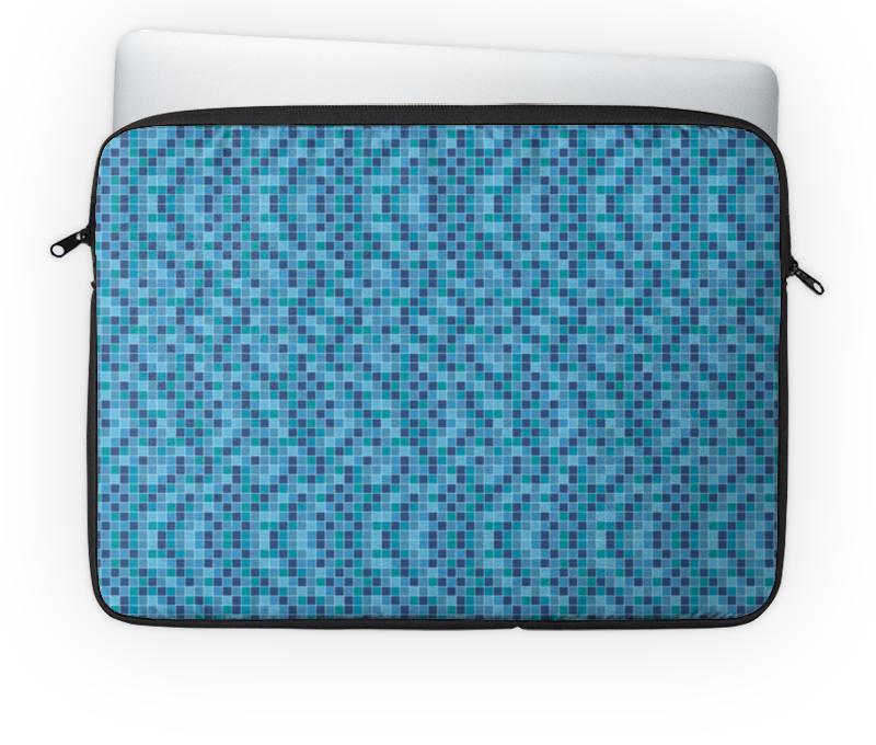 Чехол для ноутбука 14'' Printio Мозайка чехол для ноутбука 14 printio сова в наушниках