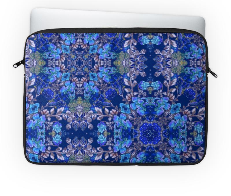 Чехол для ноутбука 14'' Printio Красивый растительный цветочный орнамент, паттерн плакат a3 29 7x42 printio яркий красивый модный гелакси дизайн паттерн