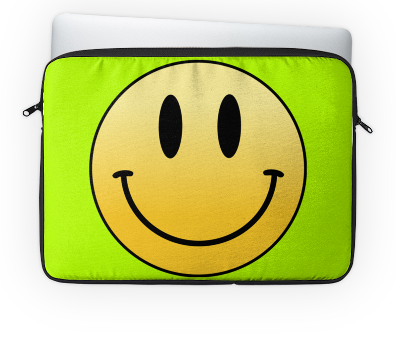 Чехол для ноутбука 14'' Printio Smile
