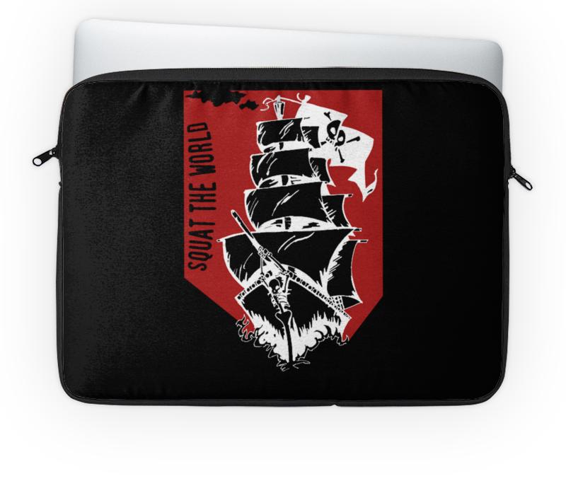 Чехол для ноутбука 14 Printio Пиратский корабль лонгслив printio пиратский корабль