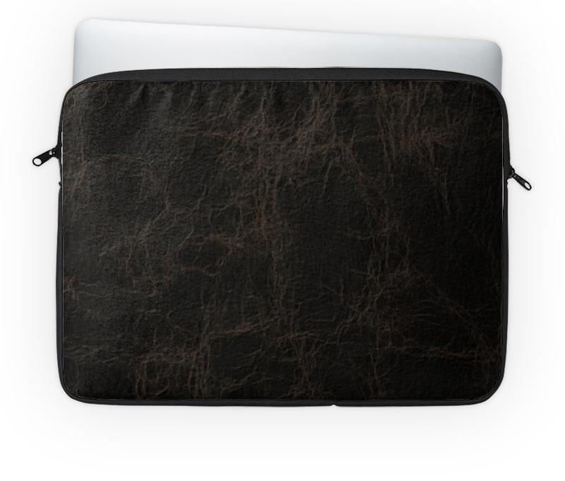 Чехол для ноутбука 14 Printio Кожаная текстура виссарион григорьевич белинский сельское чтение…