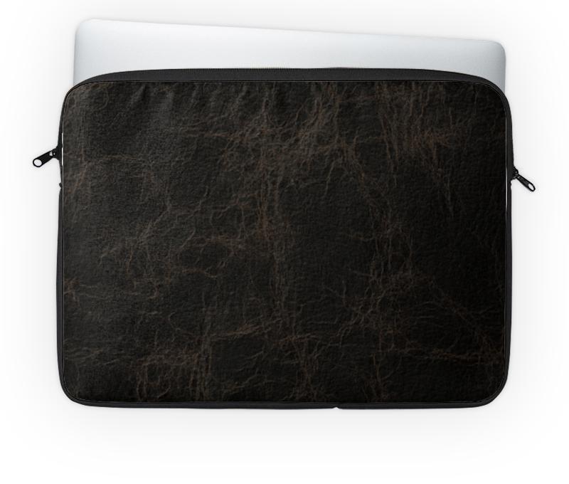 Чехол для ноутбука 14 Printio Кожаная текстура утюг scarlett sc 135s