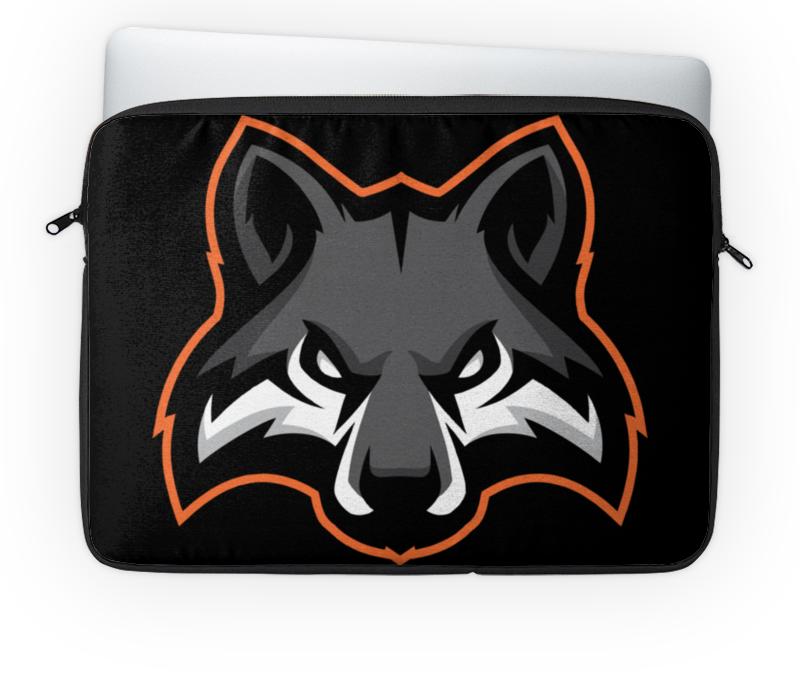 Чехол для ноутбука 14 Printio Wolf / волк чехол для ноутбука 12 printio волк в лесу