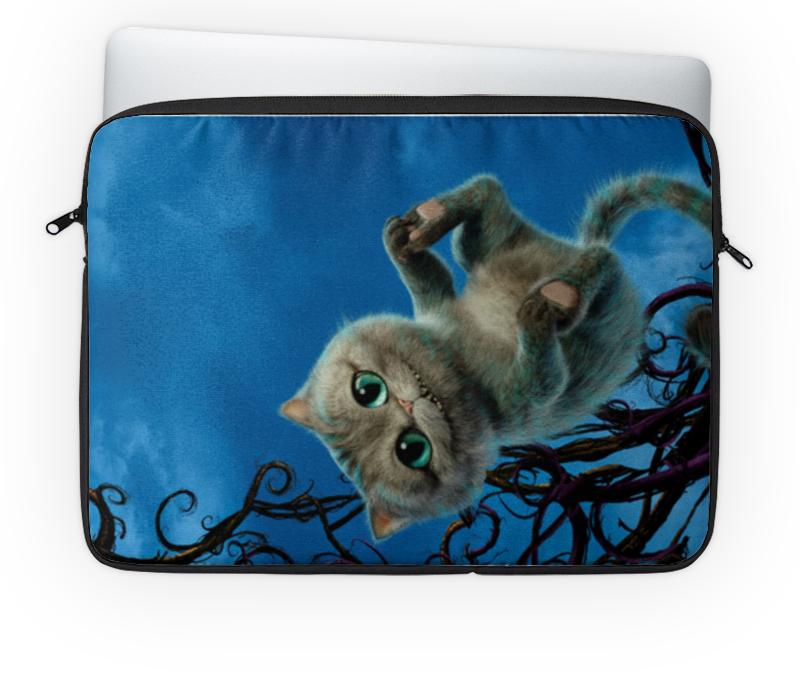 Чехол для ноутбука 14'' Printio Чеширский кот чехол для ноутбука 14 printio кот cat