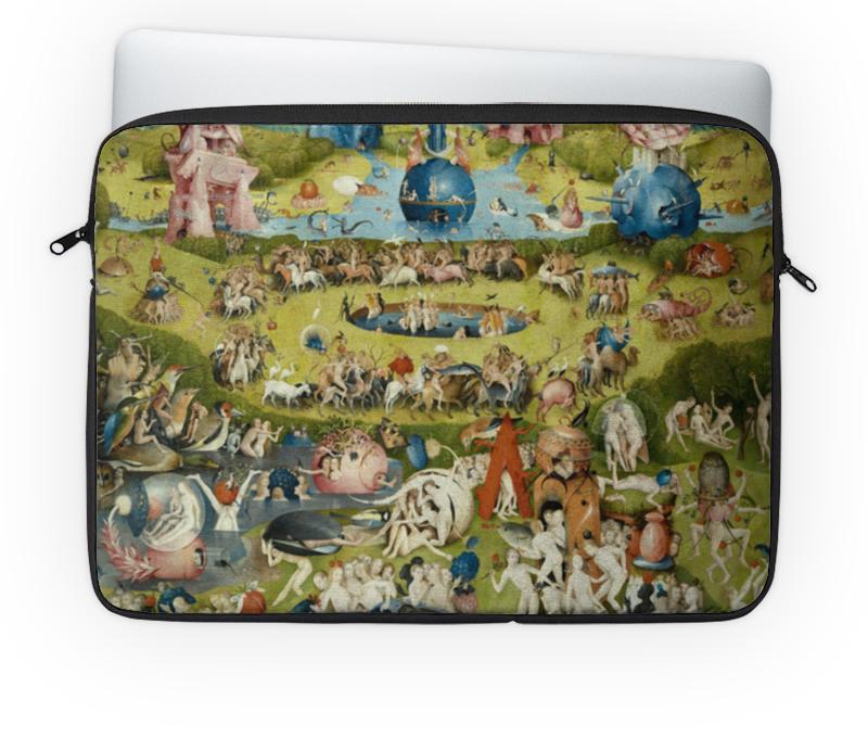 Чехол для ноутбука 14'' Printio Сад земных наслаждений юбка в складку printio сад земных наслаждений