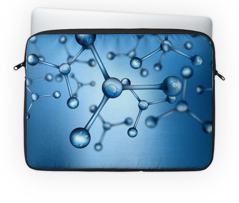 Чехол для ноутбука 14 Printio Молекула бифидокефир крепыш 3 2% с 8 мес 200 мл