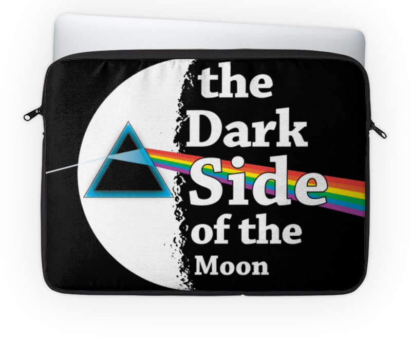 Чехол для ноутбука 14'' Printio Темная сторона луны тамоников а холодный свет луны