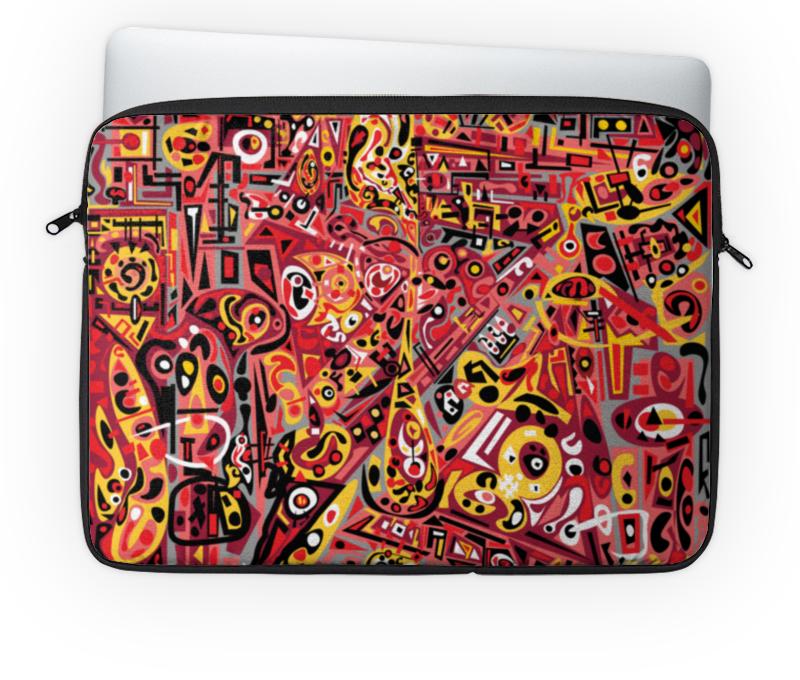 Чехол для ноутбука 14'' Printio Zdermm431