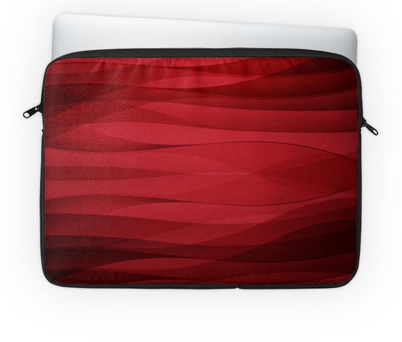 Чехол для ноутбука 14 Printio Красная абстракция националь чечевица красная 450 г