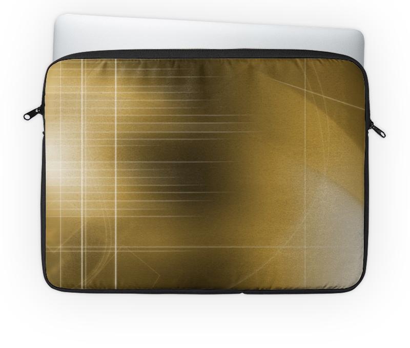 Чехол для ноутбука 14 Printio Строгий дизайн 2017