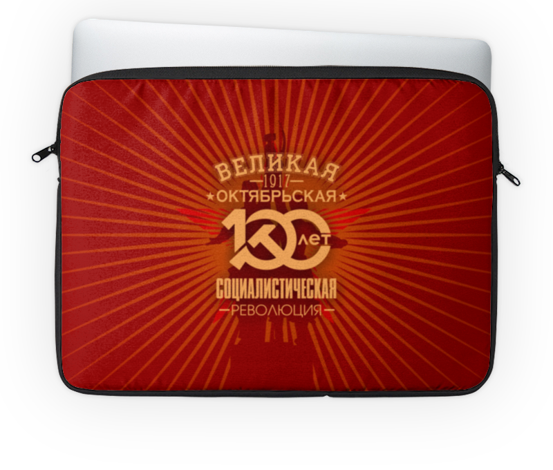 Чехол для ноутбука 14 Printio Октябрьская революция холст 30x30 printio октябрьская революция