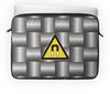 """Чехол для ноутбука 14"""" """"Железно Я"""" - металл, железо, притяжение, магнит, железный я"""