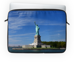 """Чехол для ноутбука 14'' """"Статуя Свободы"""" - нью-йорк, америка, статуя свободы"""