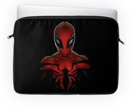 """Чехол для ноутбука 14'' """"Человек-паук"""" - spider-man"""