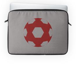 """Чехол для ноутбука 14'' """"красный мяч"""" - купить, чехол для, нетбука, ноутбука"""