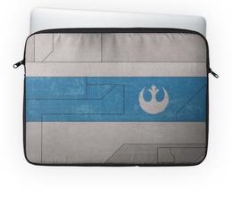 "Чехол для ноутбука 14'' ""Star Wars/Звездные войны"" - star wars, звездные войны, starwars, республика, republic"
