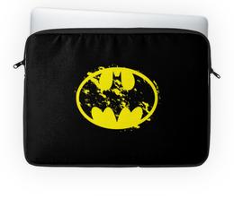 """Чехол для ноутбука 14'' """"Бэтмен"""" - фильм, бетмен, супер горой"""