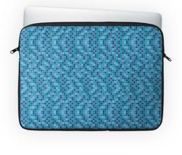 """Чехол для ноутбука 14'' """"Мозайка"""" - узор, рисунок, абстракция, стильный, мозайка"""