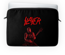 """Чехол для ноутбука 14'' """"Slayer"""" - рок, slayer, хэви метал, хардрок, слейер"""