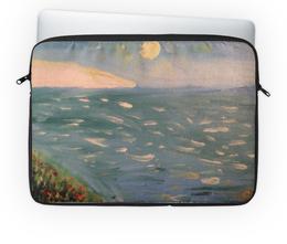 """Чехол для ноутбука 14'' """"Морское путешествие"""" - море, красотавокруг, детскийрисунок"""