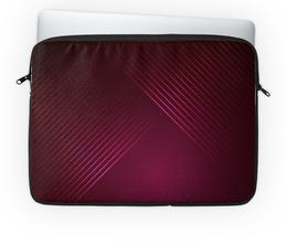 """Чехол для ноутбука 14'' """"Абстракция"""" - узор, абстракция, стильный, красочный, орамент"""