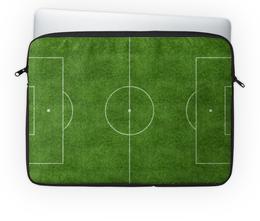 "Чехол для ноутбука 14'' ""Футбол"" - футбол, мяч, поле"