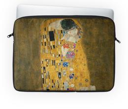 """Чехол для ноутбука 14'' """"Поцелуй"""" - картина, искусство, поцелуй, густав климт"""