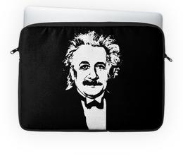 "Чехол для ноутбука 14'' ""Эйнштейн"" - space, космос, наука, эйнштейн, the spaceway"