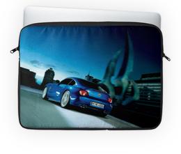 """Чехол для ноутбука 14'' """"Гонки"""" - спорт, авто, машина, гонки"""