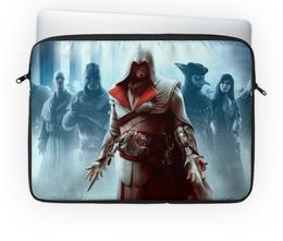 "Чехол для ноутбука 14'' ""Assassin's Creed"" - assassin's creed, ассасин крид"