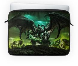 "Чехол для ноутбука 14'' ""World of Warcraft"" - игра, онлайн, ролевая, mmoprg"