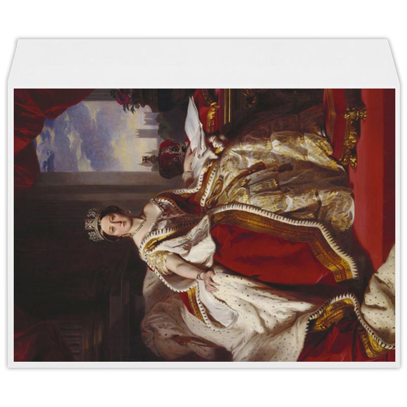 Printio Портрет королевы великобритании виктории