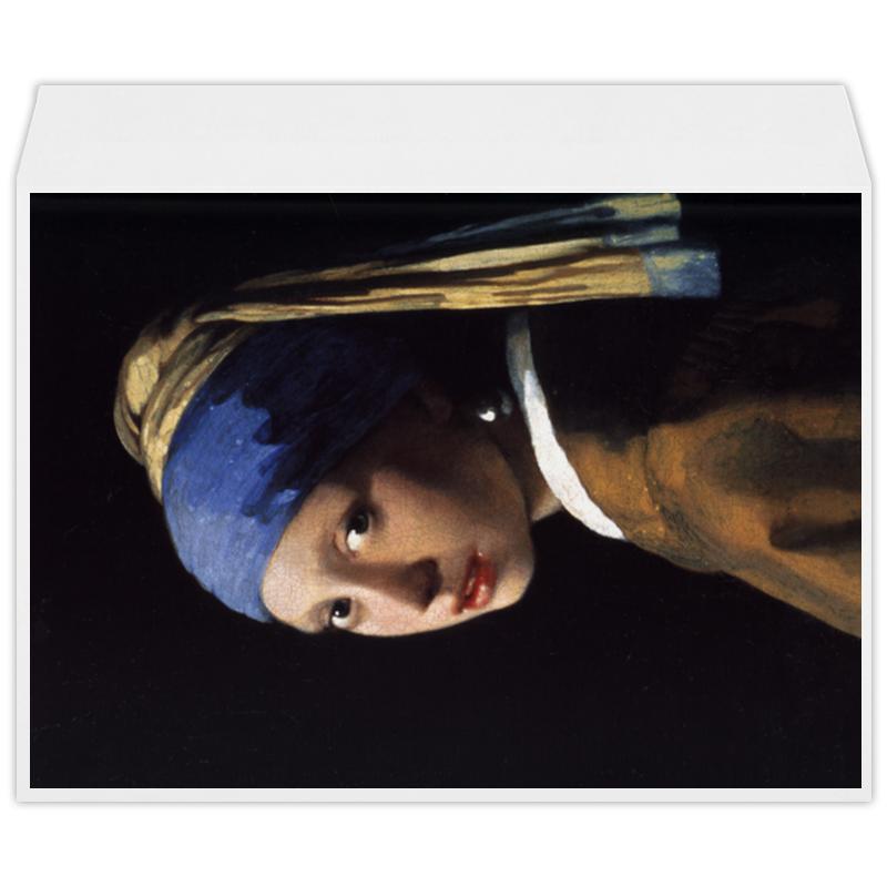 Printio Девушка с жемчужной серёжкой (ян вермеер) лазарева ярослава девушка с жемчужной кожей