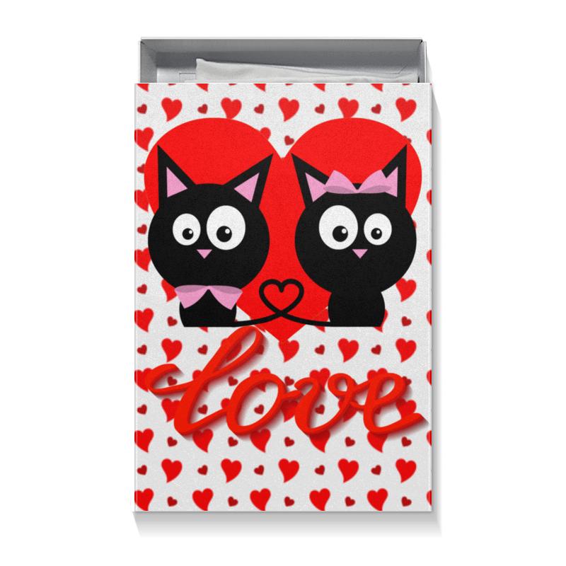 Коробка для футболок Printio Любовь коробка для футболок printio бантик