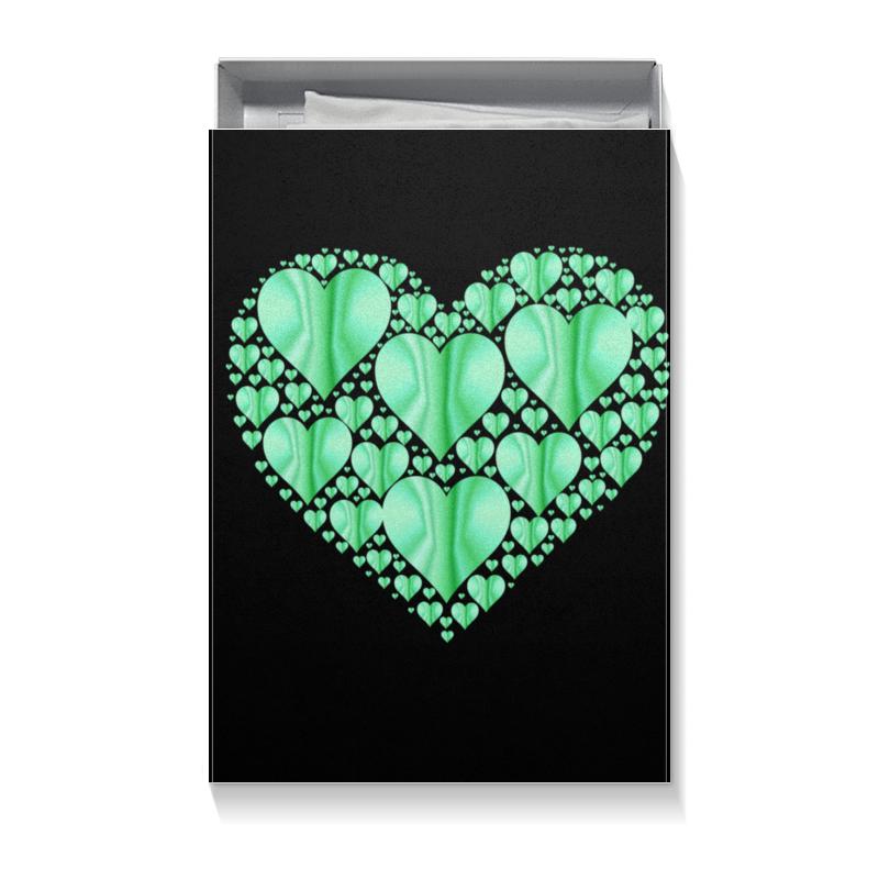 Коробка для футболок Printio Сердце коробка для футболок printio мышка