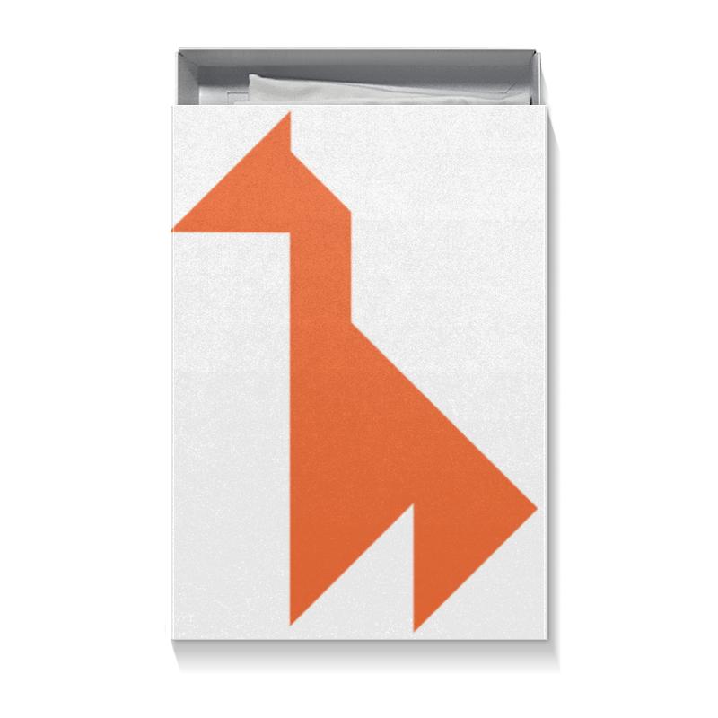 Printio Оранжевый жираф танграм сумка с полной запечаткой printio оранжевый жираф танграм