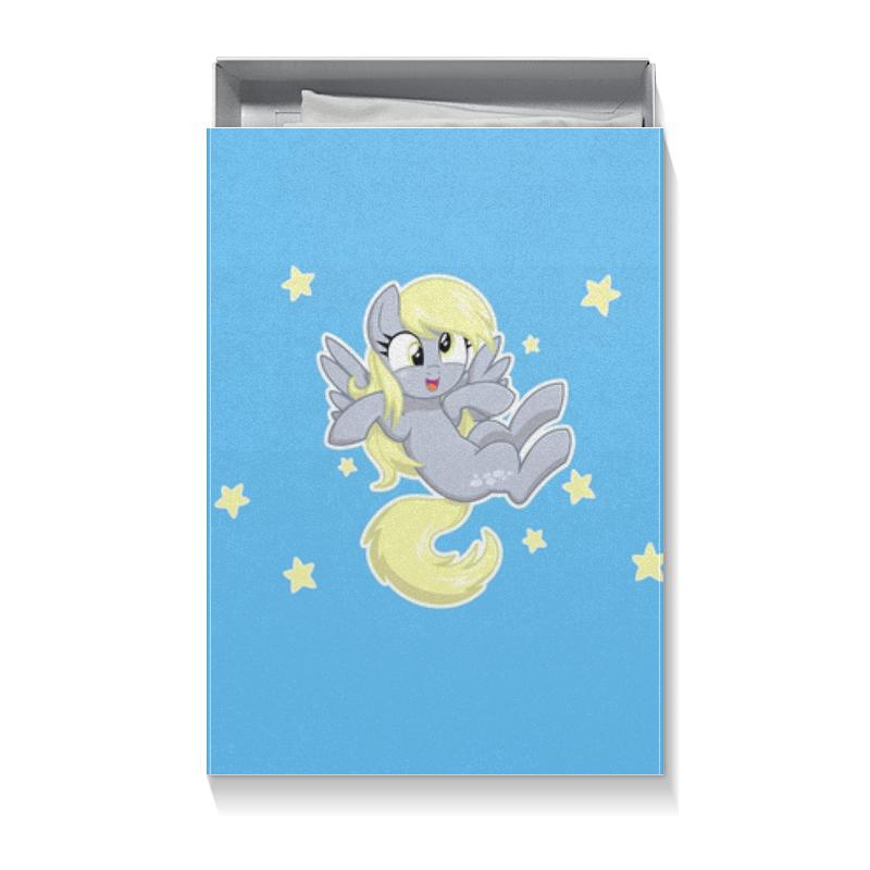Коробка для футболок Printio My little pony (derpy)
