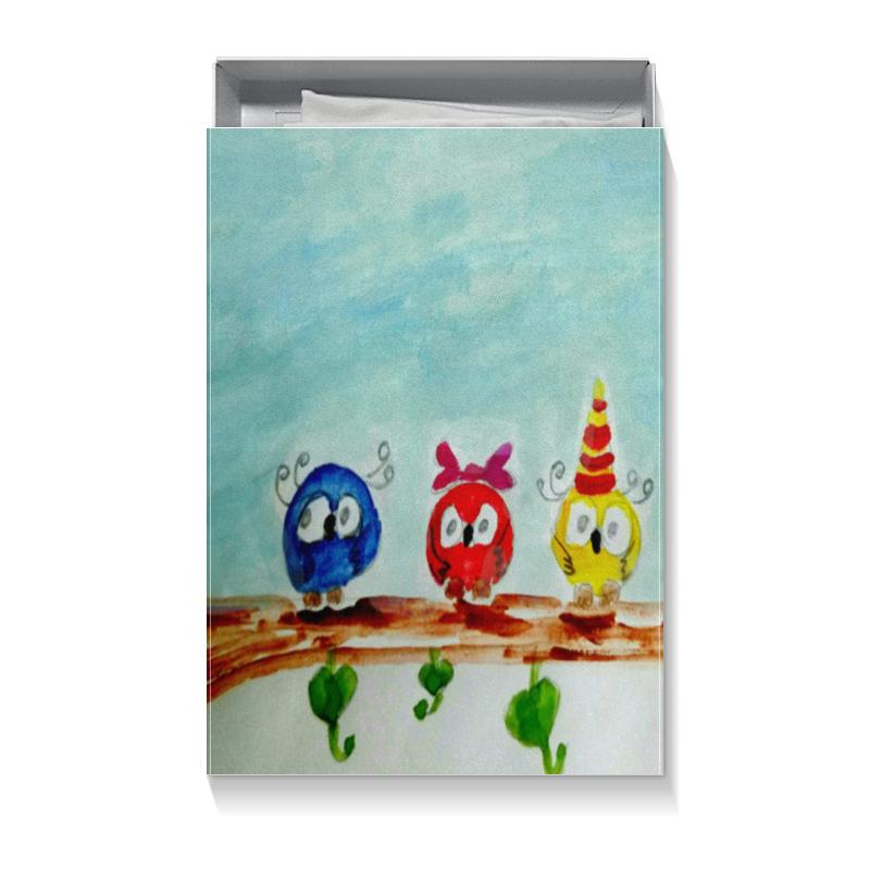 Коробка для футболок Printio Чудики коробка для футболок printio мопс для счастья