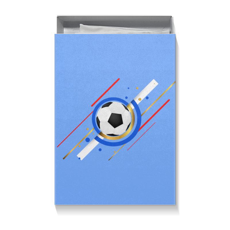 Printio Футбол коробка для футболок printio времена года а муха