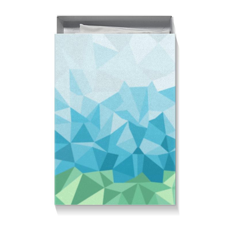 Коробка для футболок Printio Ural polygonal